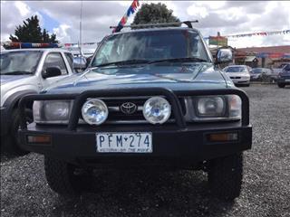 1998  Toyota Hilux  LN147R Utility
