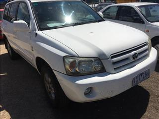 2004  Toyota Kluger   Wagon