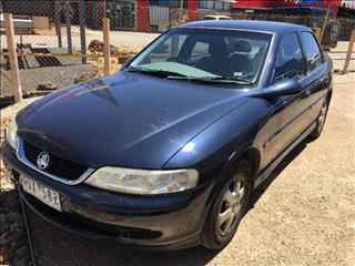 2001  Holden Vectra   Sedan