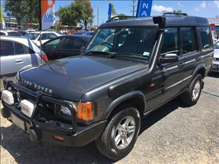 2002  Land Rover Discovery  II Wagon