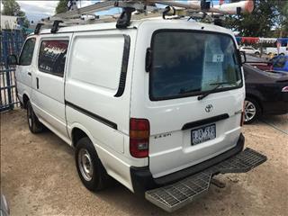 2004  Toyota Hiace Commuter RZH103R Van