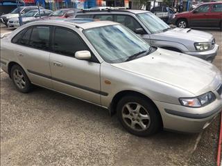 1998  Mazda 626   Hatchback