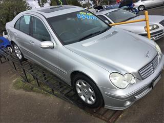 2004  Mercedes-Benz C200 Kompressor  W203 Sedan