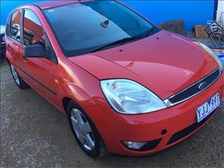 2004  Ford Fiesta Ghia WP Hatchback