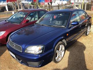 2003  Subaru Liberty   Sedan