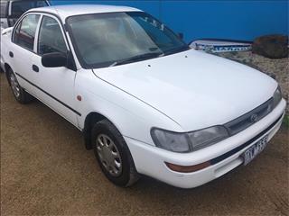1997  Toyota Corolla CSi  Sedan