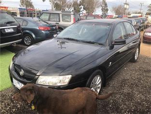 2004  Holden Commodore Acclaim VZ Sedan