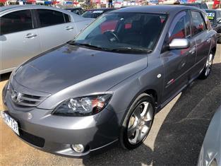 2005  Mazda 3 SP23 BK1031 Hatchback