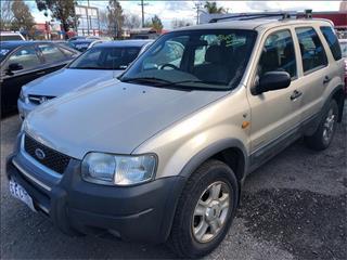 2003  Ford Escape XLT BA Wagon