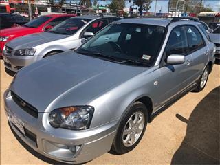 2003  Subaru Impreza RX S Hatchback