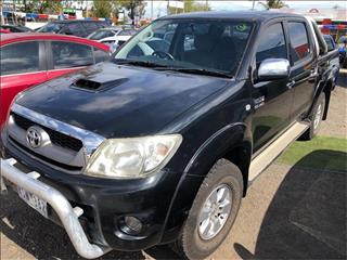 2008  Toyota Hilux SR5 KUN26R Utility