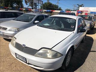 1999  Ford Falcon Forte AU Sedan