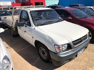 2002  Toyota Hilux  RZN149R Cab Chassis