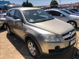 2006  Holden Captiva CX CG Wagon