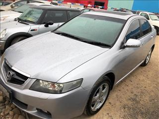 2004  Honda Accord Euro Luxury CL Sedan