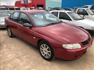 1999  Holden Commodore Executive VT Sedan