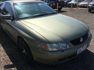 2005  Holden Commodore Executive VZ Sedan