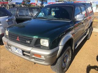 1998  Mitsubishi Triton   Utility