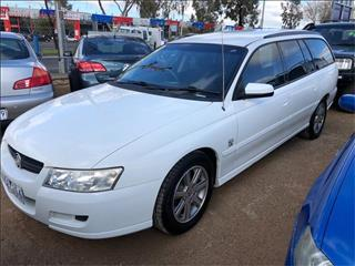 2004  Holden Commodore Acclaim VZ Wagon