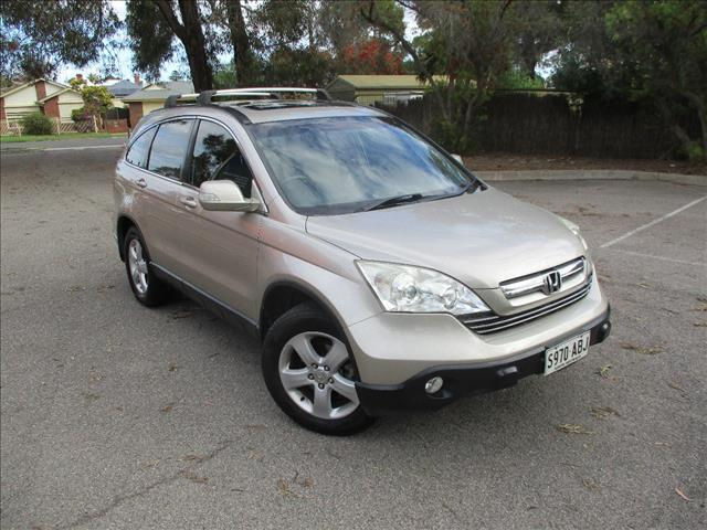 2007 HONDA CR-V (4x4) MY07 4D WAGON