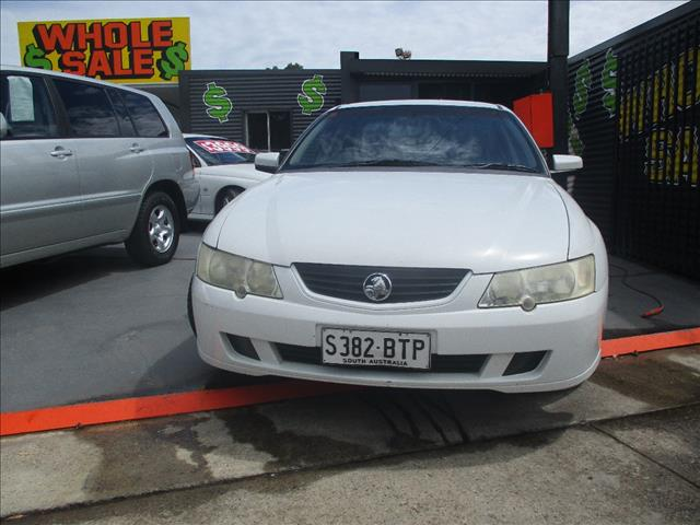 2003 HOLDEN COMMODORE ACCLAIM VY 4D SEDAN