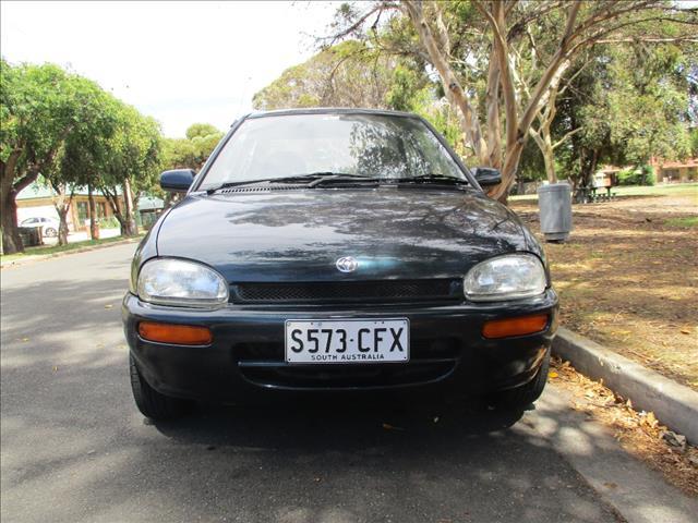 1994 MAZDA 121 4D SEDAN
