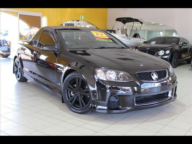 2011 HOLDEN COMMODORE SS VE UTILITY