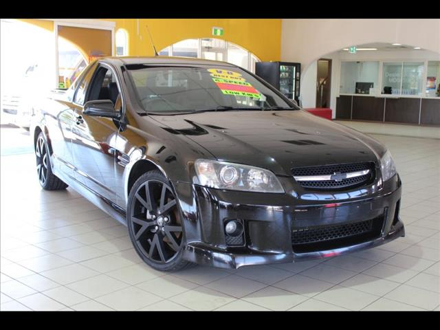 2008 HOLDEN COMMODORE VE SS SS UTE