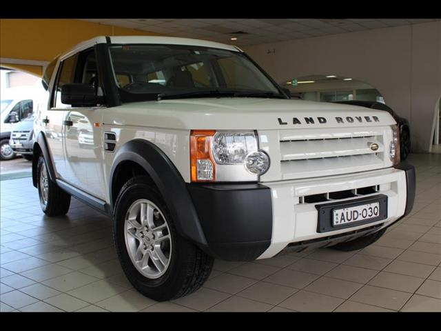 2005 Land Rover Discovery 3 SERIES 3 3 WAGON