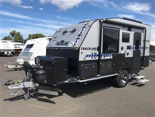 NEW Legend Trackline 15' Offroad Caravan