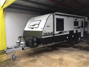 NEW Legend Trackline 23'6 Caravan