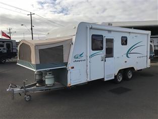 Jayco Expanda 18.57-7 Caravan