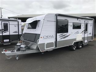NEW 2018 Opal Southern Explorer Series 196 Caravan