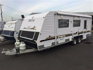 Regal Tourer Caravan