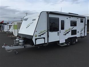 NEW Legend Wild Native 21'6 Caravan with 2 Bunks