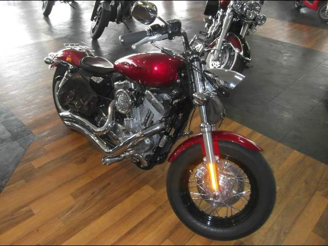 2011  HARLEY-DAVIDSON SPORTSTER 883 SUPER LOW (XL883L) ROAD SPORTSTER CYCLE
