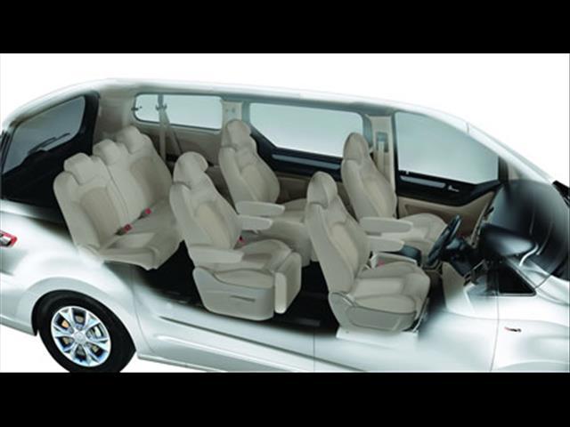2016 LDV G10 (7 SEAT) SV7A 4D WAGON