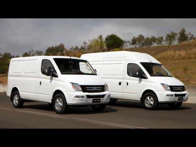2016 LDV V80 LWB HIGH K1 4D VAN