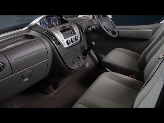 2016 LDV V80 14 SEAT LWB K1 BUS