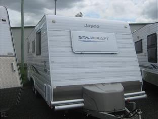 JAYCO STARCRAFT 2012 Model