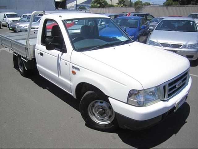2004 FORD COURIER GL PH C/CHAS