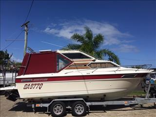 Whittley Cruisemaster 660,