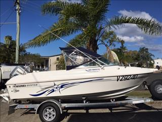 Haines Hunter 520 Breeze