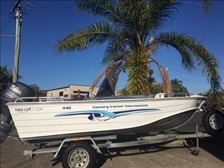 Makocraft 440 Estuary Tracker