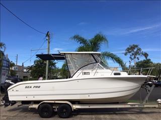 Sea Pro 255 WA