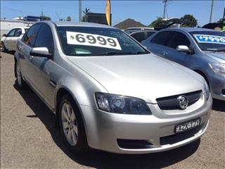 2006  HOLDEN COMMODORE OMEGA V VE 4D SEDAN