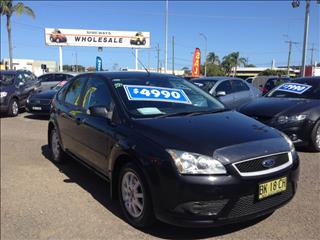 2007  FORD FOCUS CL LT 5D HATCHBACK