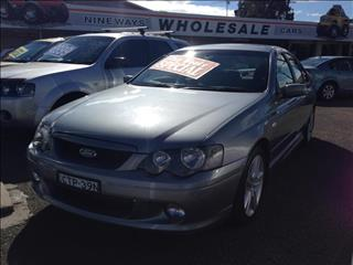 2003  FORD FALCON XR6 BA 4D SEDAN