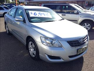 2007  TOYOTA AURION AT-X GSV40R 4D SEDAN