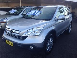 2007  HONDA CR-V (4X4) LUXURY MY07 4D WAGON